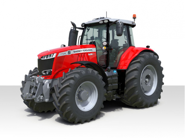 MF 7700 S I 165 280 HP