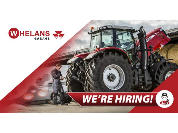 whelans-garage-job-vacancy-fb-post-mechanic