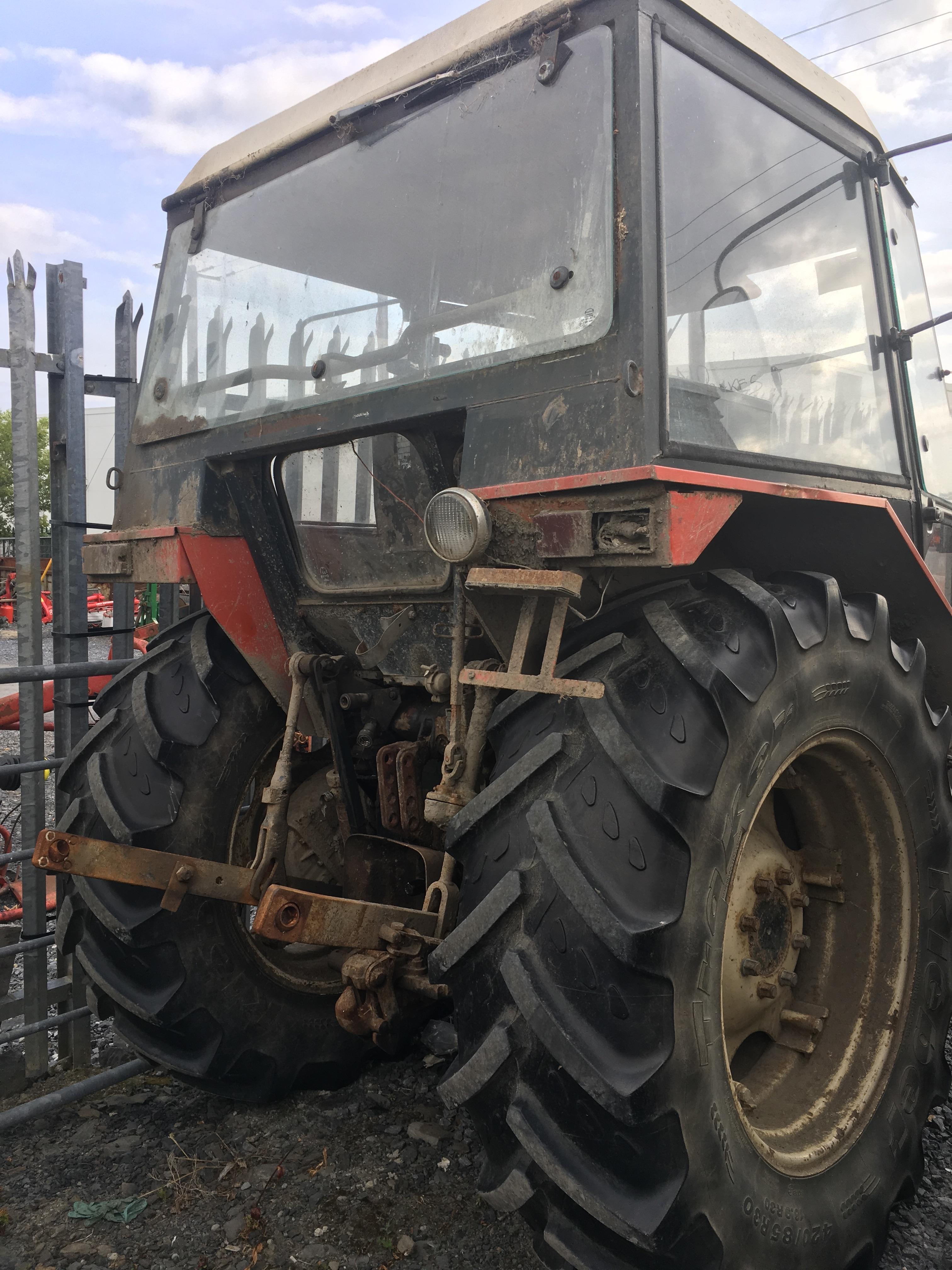 Massey Ferguson Tractors Ireland Farm Machinery Agri Tractor Clare